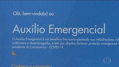 TCU descobriu que candidatos milionários receberam auxílio emergencial - Essa informação faz parte da investigação de irregularidades no pagamento do auxílio emergencial.