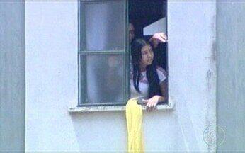 Seqüestro de adolescente entra no quarto dia - Lindemberg Alves mantém ex-namorada e amiga reféns desde segunda.