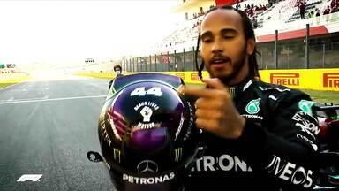 Lewis Hamilton é esperança de mais um show de fórmula 1 na Itália - Lewis Hamilton é esperança de mais um show de fórmula 1 na Itália