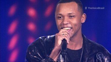 Victor Alves canta 'Pra Você Acreditar' - Confira