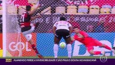 Tiago Volpi tem tarde perfeita, pai de Tchê Tchê vira profeta e São Paulo goleia - Tiago Volpi tem tarde perfeita, pai de Tchê Tchê vira profeta e São Paulo goleia