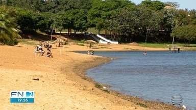 Turistas aproveitam feriado prolongado nos balneários do Oeste Paulista - Veja como foi o movimento nas represas de Martinópolis e Panorama.