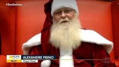 Por causa da pandemia, Papai Noel vai atender as crianças pela internet - Todo cuidado é pouco!