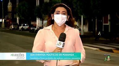 Justiça proíbe eventos com aglomeração no município de Poranga - Saiba mais em g1.com.br/ce
