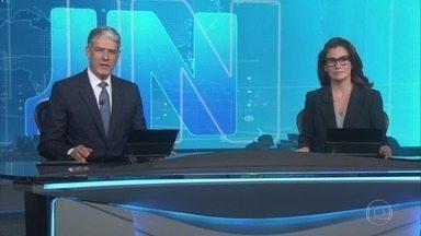 Jornal Nacional, Íntegra 05/11/2020 - As principais notícias do Brasil e do mundo, com apresentação de William Bonner e Renata Vasconcellos.