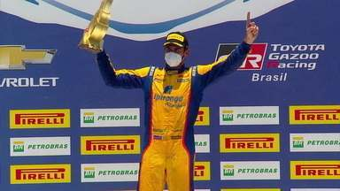 Thiago Camilo vence etapa da Stock Car e assume liderança - Thiago Camilo vence etapa da Stock Car e assume liderança
