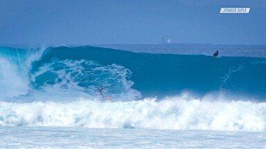 Guto Cappio - Guto Cappio, além de trabalhar numa das maiores agências de publicidade do Brasil, ainda tem tempo de dar uma escapadinha com a família para surfar. Guto e sua família se divertem pegando altas ondas na Indonésia.