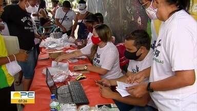 Cufa oferece auxílio para mães chefes de família em Pernambuco - Ajuda da Central Única das Favelas é de R$ 240.