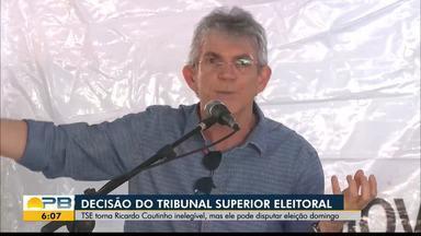Decisão do TSE torna Ricardo Coutinho inelegível na eleição para prefeito - Ele pode ser votado, mas caso vença, não pode ser assumir o cargo