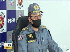 Forças policiais participam de segurança no Sul do MA - No sul do estado o esquema de segurança para as eleições terá a participação de todas as forças policiais.