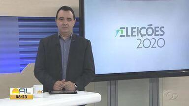 Confira a agenda dos candidatos a prefeito de Maceió nesta quinta - Políticos cumprem programação em bairros da capital alagoana.