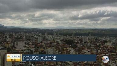Confira a previsão do tempo no Sul de Minas para a quinta-feira - Confira a previsão do tempo no Sul de Minas para a quinta-feira