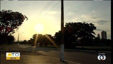 Hora de abrir a janela: veja como fica o tempo nas cidades do Tocantins - Hora de abrir a janela: veja como fica o tempo nas cidades do Tocantins