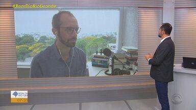Daniel Scola fala sobre o último debate entre candidatos à prefeitura de Porto Alegre - Assista ao vídeo.