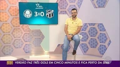 Globo Esporte MS - quinta-feira - 12/11/20 - Globo Esporte MS - quinta-feira - 12/11/20