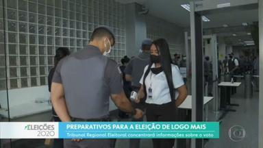 Tribunal Regional Eleitoral concentrará informações sobre o voto - Tribunal Regional Eleitoral concentrará informações sobre o voto
