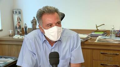 Jaú elege empresário para a prefeitura com quase 50% dos votos - Em Jaú, o empresário Ivan Cassaro, do PSD, foi eleito com 32.114 votos, o que corresponde a 48,59% do total de votos válidos. Confira seus planos para o mandato.