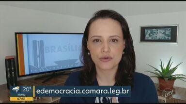 Câmara dos Deputados promove evento para discutir a qualidade do ensino virtual - Debate contará com especialistas em educação, representantes das secretarias de educação, pesquisadores e órgão que administra a internet no Brasil.