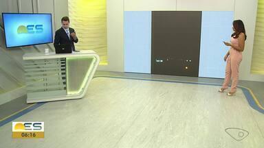 Telespectadores relatam ter visto relâmpagos no ES - Veja a seguir.
