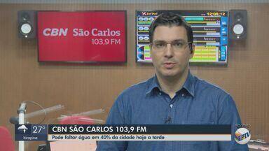 Agente Fundação Casa é agredido por adolescente em São Carlos - Flávio Mesquita, da CBN São Carlos, tem mais informações.