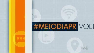 Telespectadores chamam o intervalo do Meio-Dia Paraná desta quarta-feira (18) - Envie o seu vídeo para (42) 99974-0062.