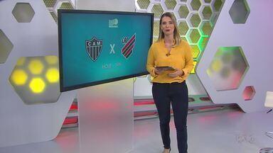 Confira o Globo Esporte desta quarta-feira (18/11/2020) - Confira o Globo Esporte desta quarta-feira (18/11/2020)