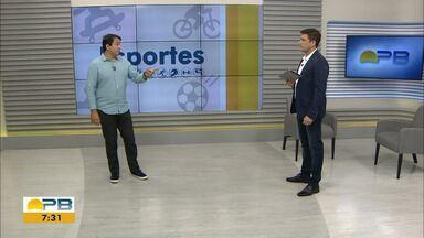Kako Marques traz as notícias do esporte no Bom Dia Paraíba desta quinta-feira (19.11.20) - Fique bem informado, torcedor paraibano