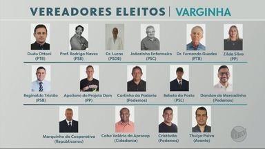 Câmara Municipal de Varginha (MG) terá oito novos vereadores - Câmara Municipal de Varginha (MG) terá oito novos vereadores