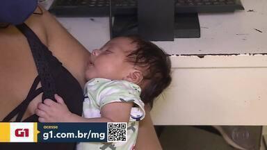 Termina na sexta-feira prazo para vacinar em MG - Única forma de prevenção contra a poliomielite é a vacina.