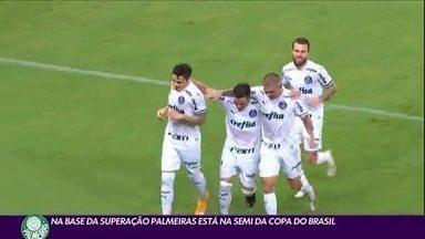 Palmeiras elimina o Ceará na Copa do Brasil - Palmeiras elimina o Ceará na Copa do Brasil