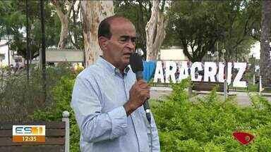 Prefeito eleito de Aracruz, Dr. Coutinho, fala das propostas para o município - Assista.