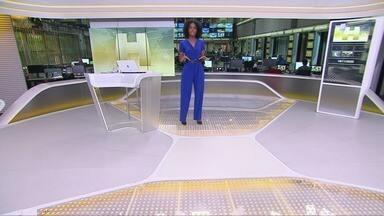 Jornal Hoje - íntegra 19/11/2020 - Os destaques do dia no Brasil e no mundo, com apresentação de Maria Júlia Coutinho.