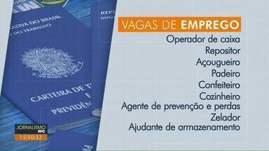Rede de supermercados abre 100 vagas de emprego em Londrina - Seleção será nesta sexta (20) no Muffato da Quintino Bocaiúva