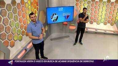 Daniel Rocha aponta possibilidades do Fortaleza contra Vasco pelo Brasileirão - Daniel Rocha aponta possibilidades do Fortaleza contra Vasco pelo Brasileirão