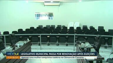 Apenas dois vereadores se reelegem em Cianorte - A partir de janeiro, apenas uma mulher vai ocupar uma cadeira na Câmara.