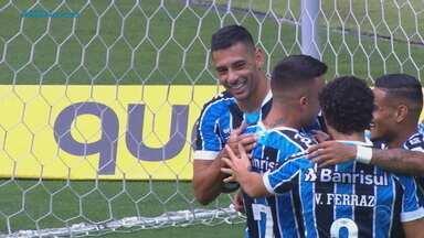 Grêmio deve enfrentar o São Paulo pela Copa do Brasil em dezembro - Inter foi eliminado da competição pelo América MG, no jogo da última quarta (18).