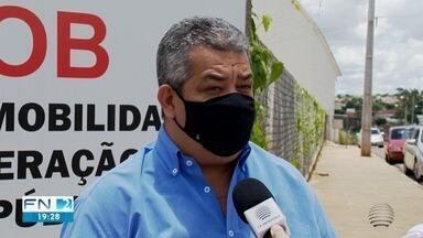 Suspensão do pagamento de multas termina no Oeste Paulista - Confira as informações do repórter Bill Paschoalotto.