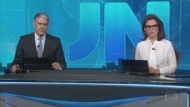 Jornal Nacional, Íntegra 19/11/2020 - As principais notícias do Brasil e do mundo, com apresentação de William Bonner e Renata Vasconcellos.
