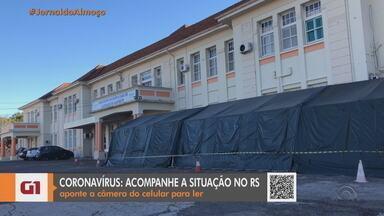 Prefeitura de Alegrete adota toque de recolher para tentar conter avanço da Covid-19 - Assista ao vídeo.