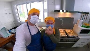 Marca de pão de queijo aumenta em 80% as vendas com atendimento especializado - Empreendedores contam a história de sucesso da empresa durante a pandemia no VC NO PEGN.
