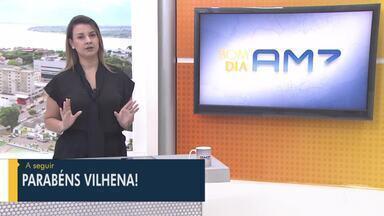 Veja a íntegra do BDA desta segunda-feira, 23 de novembro - Larissa Vieira traz as informações da edição.