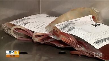 Hemomar realiza campanha para aumentar estoque em São Luís - A esperança é de que os voluntários retornem na Semana Nacional do doador de Sangue, na campanha que tem como tema: 'doador, seu braço estendido abraça a vida!'