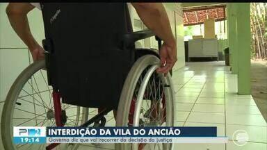 Governador fala sobre decisão judicial de interdição da Vila do Ancião - Governador fala sobre decisão judicial de interdição da Vila do Ancião