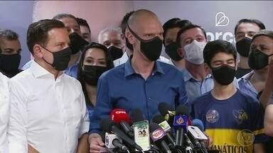 Bruno Covas vence as eleições para prefeitura de SP - A eleição na maior cidade do país não teve surpresas. Bruno Covas, do PSDB, confirmou o favoritismo.