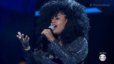 Aline Souza canta 'Separação' na Rodada de Fogo - Confira!