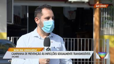 Campanha de prevenção às infecções sexualmente transmissíveis em Jacareí - Confira as informações.