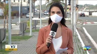 Veja os números da Covid-19 em São Luís - Repórter Camila Marques apresenta na manhã desta quinta-feira (3) os números atualizados da doença na cidade.