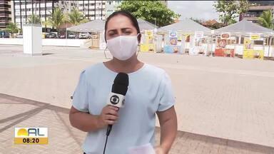Quarta edição do Natal dos Folguedos é realizada em Maceió - Evento vai ter algumas adaptações por causa da pandemia.