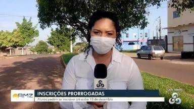 Cursos para nível médio estão abertos em Pimenta Bueno - Centec Abaitará é a instituição que oferece vagas gratuitas.