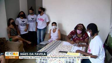 Programa da CUFA beneficia cerca de 600 famílias no ES - Assista a seguir.